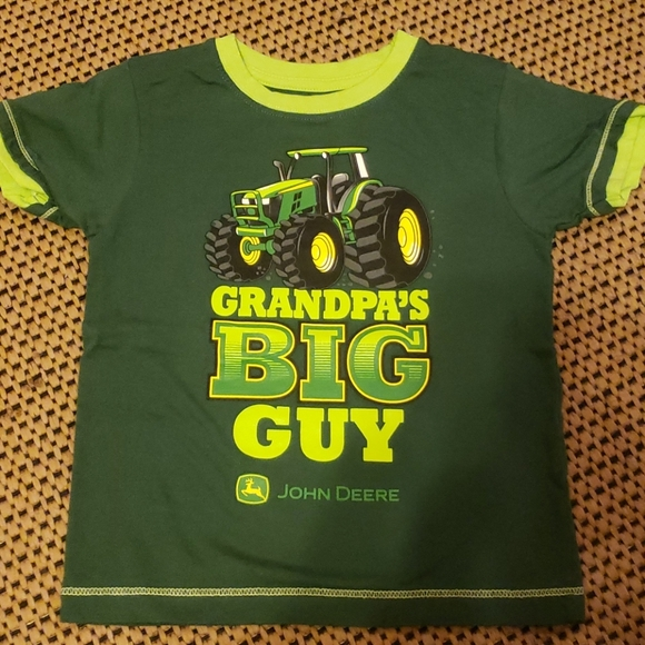 John Deere Other - New boys John Deere tshirt sz 3t